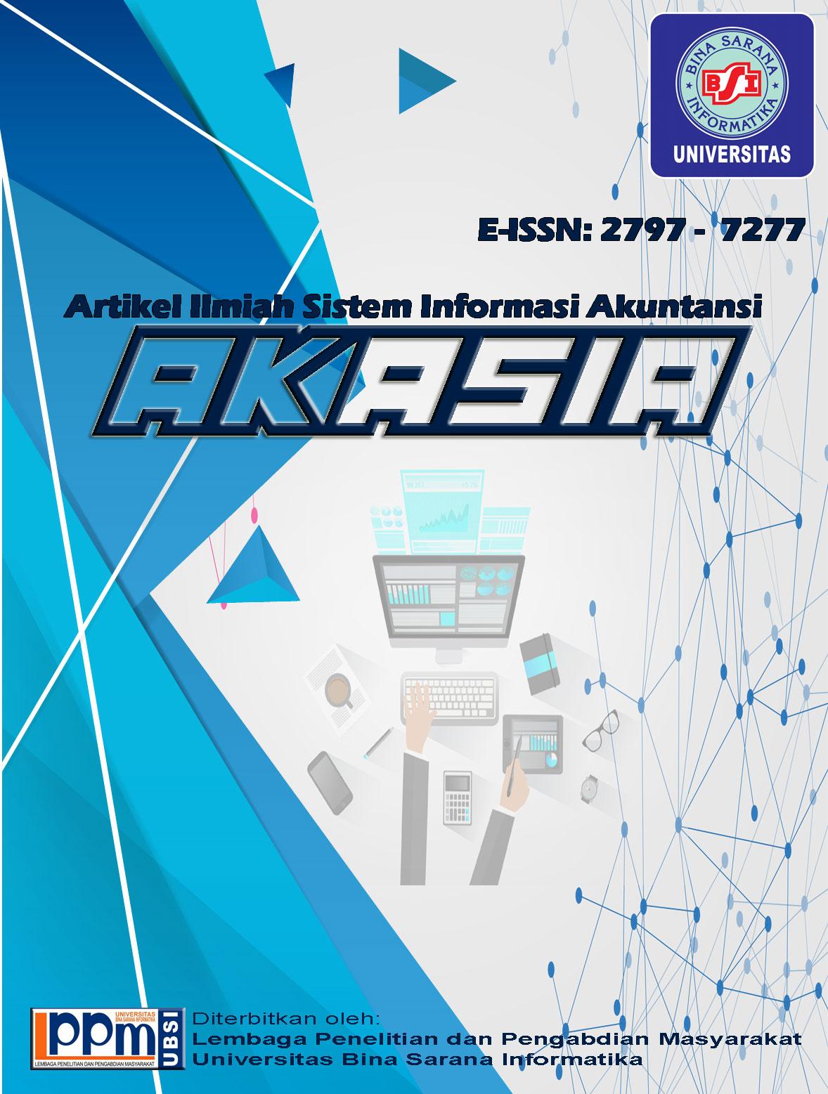 Artikel Ilmiah Sistem Informasi Akuntansi (AKASIA)