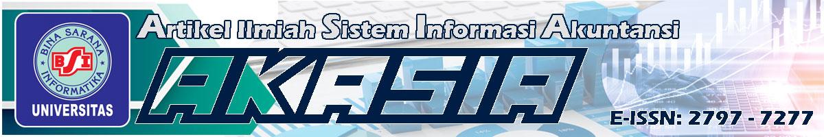 Artikel Ilmiah Sistem Informasi Akuntansi